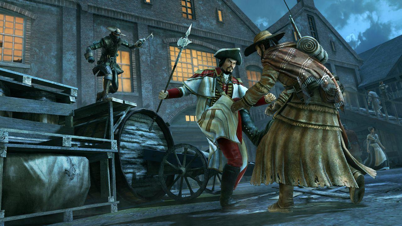 Nové obrázky a artworky z Assassin's Creed 3 71195