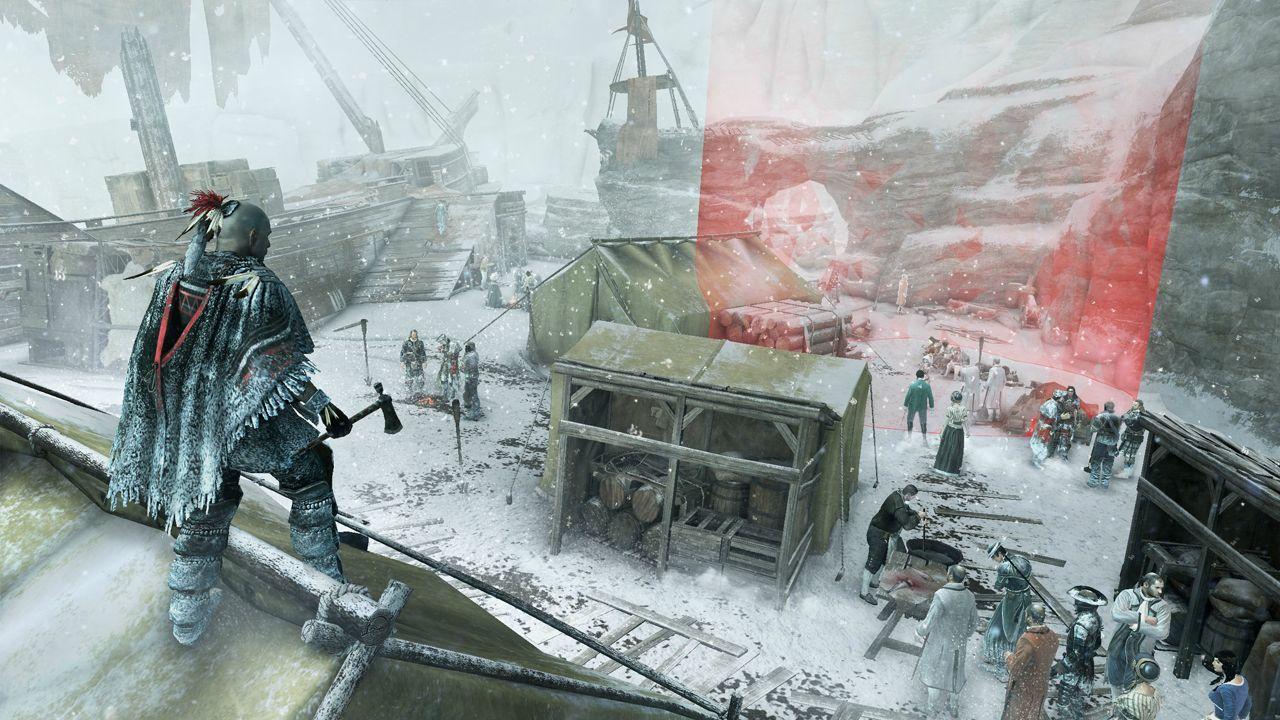 Nové obrázky a artworky z Assassin's Creed 3 71196