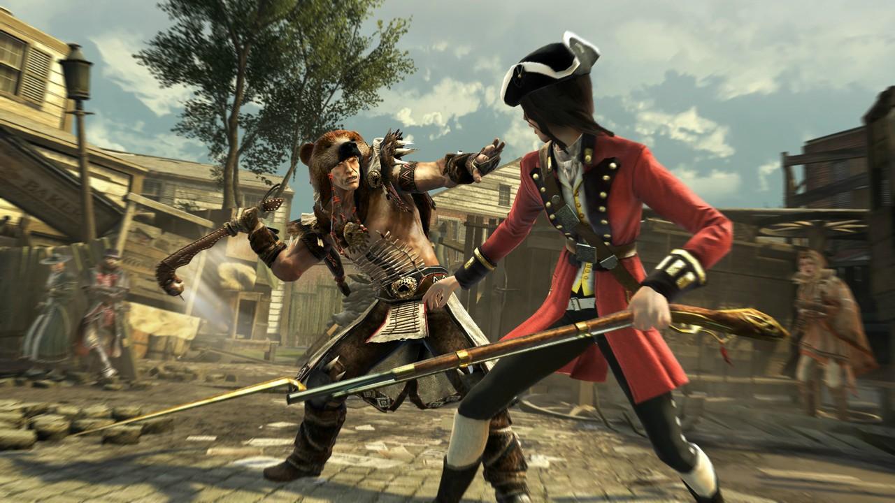 Nové obrázky a artworky z Assassin's Creed 3 71198