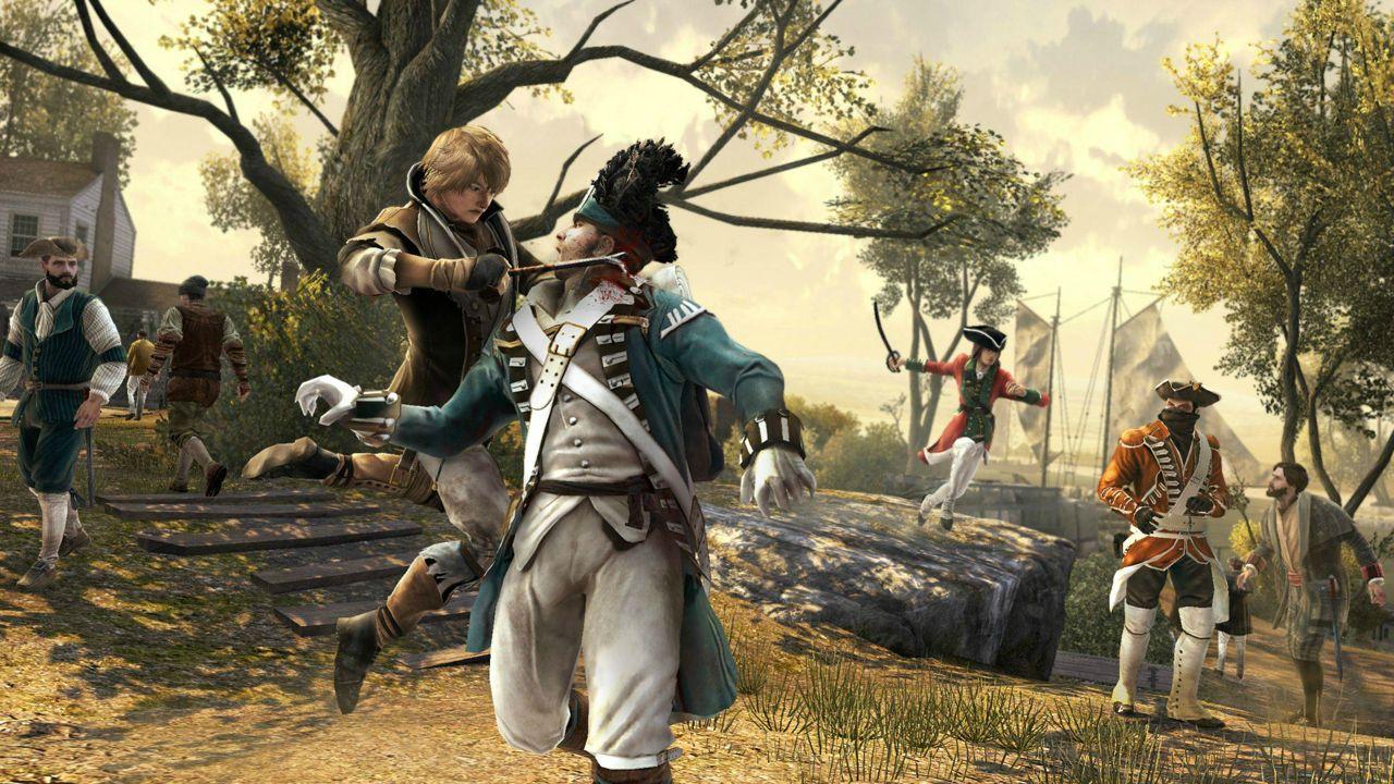 Nové obrázky a artworky z Assassin's Creed 3 71200