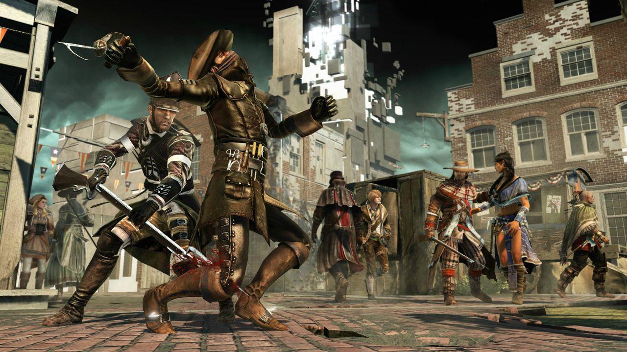 Nové obrázky a artworky z Assassin's Creed 3 71202