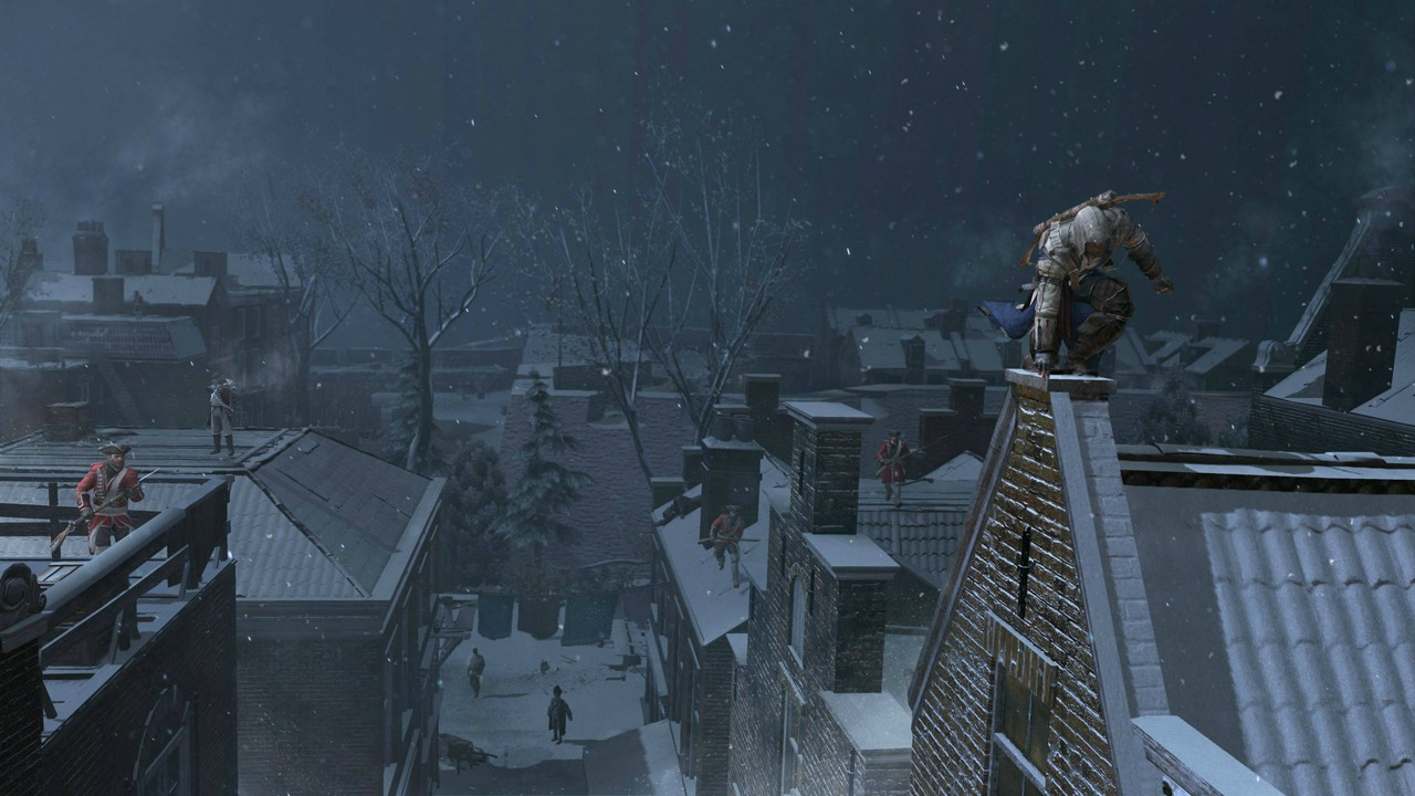 Nové obrázky a artworky z Assassin's Creed 3 71204
