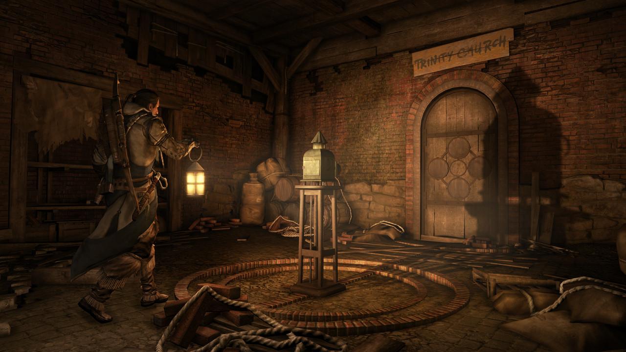 Nové obrázky a artworky z Assassin's Creed 3 71207