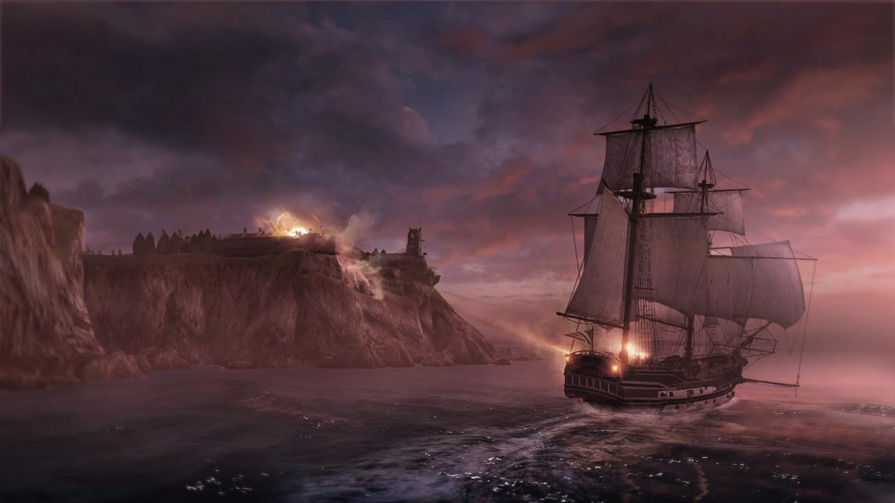 Nové obrázky a artworky z Assassin's Creed 3 71209