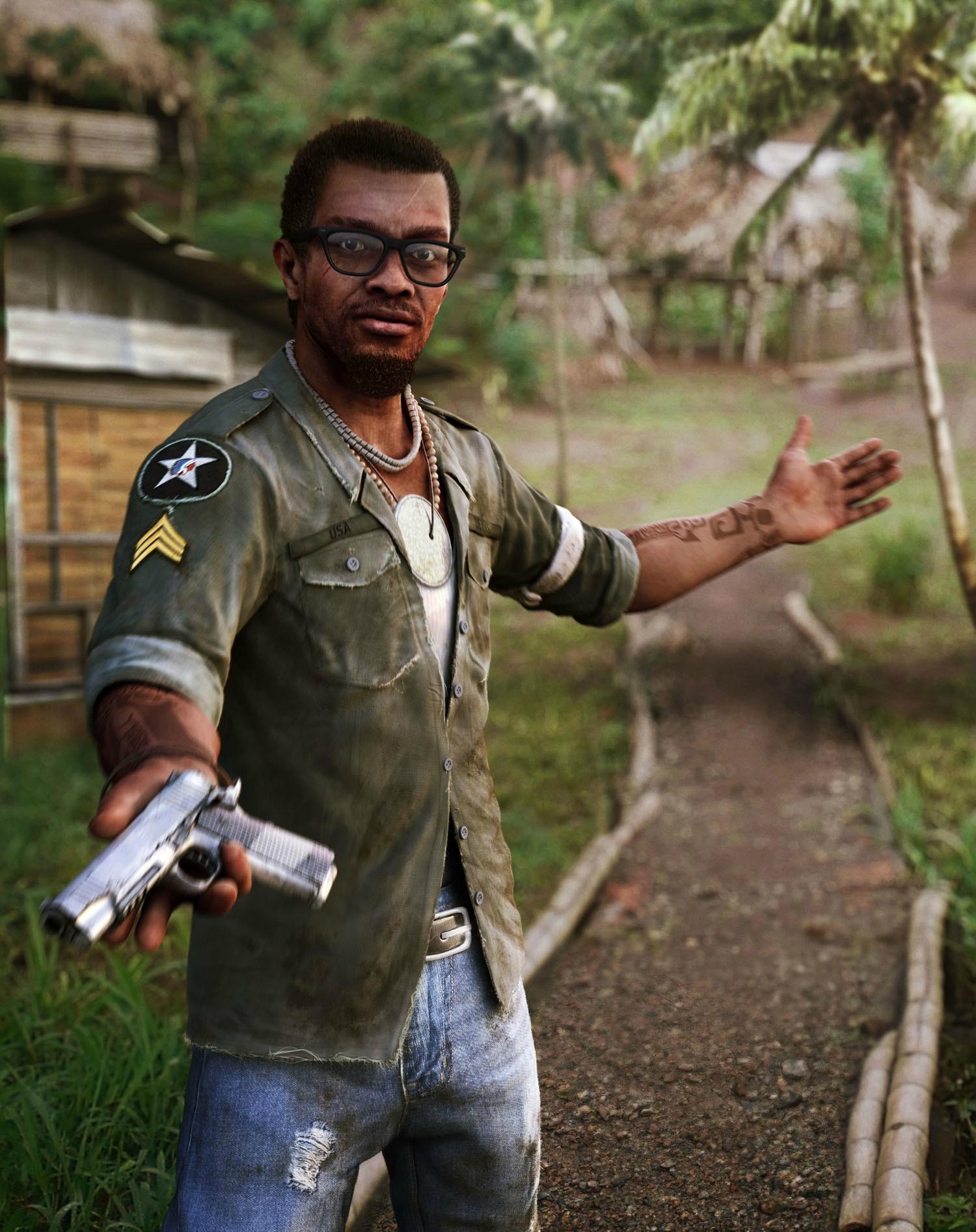 Nové obrázky z Far Cry 3 71259