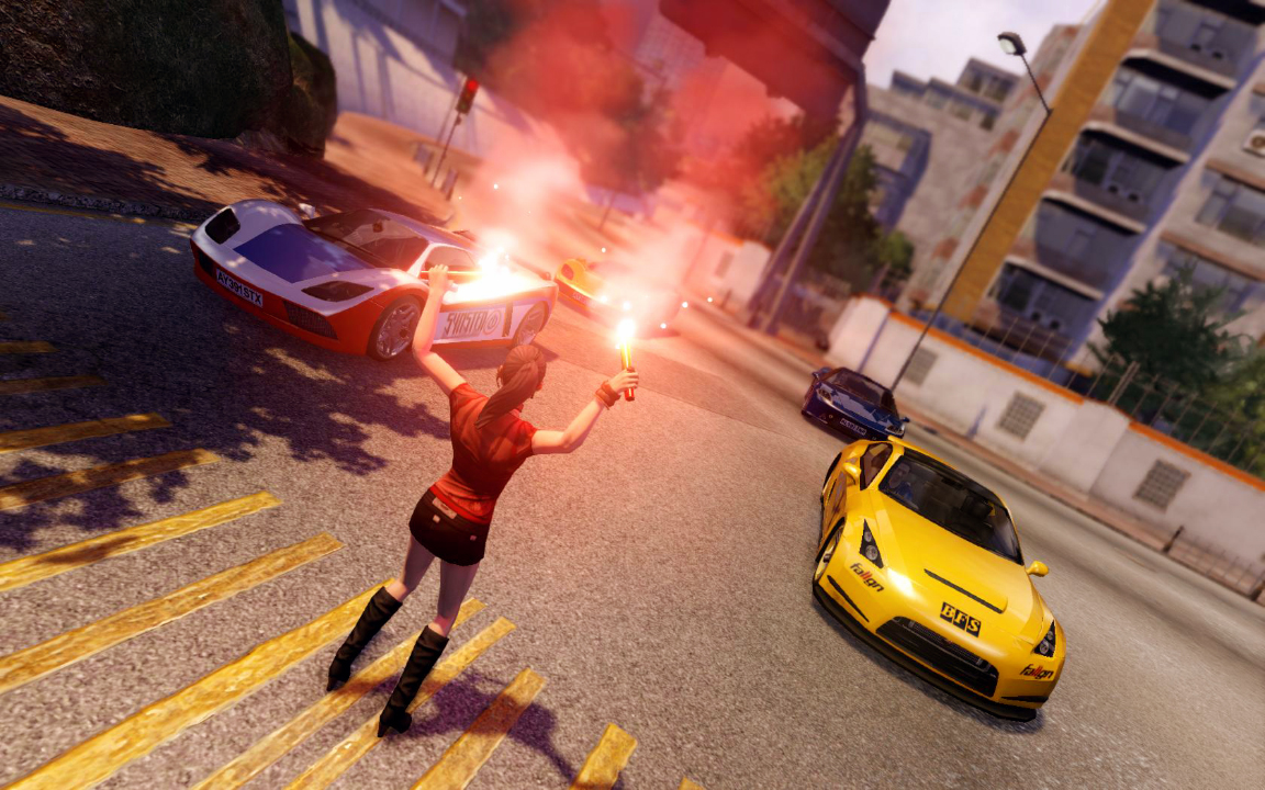 Detaily o Street Racer DLC k Sleeping Dogs 71262