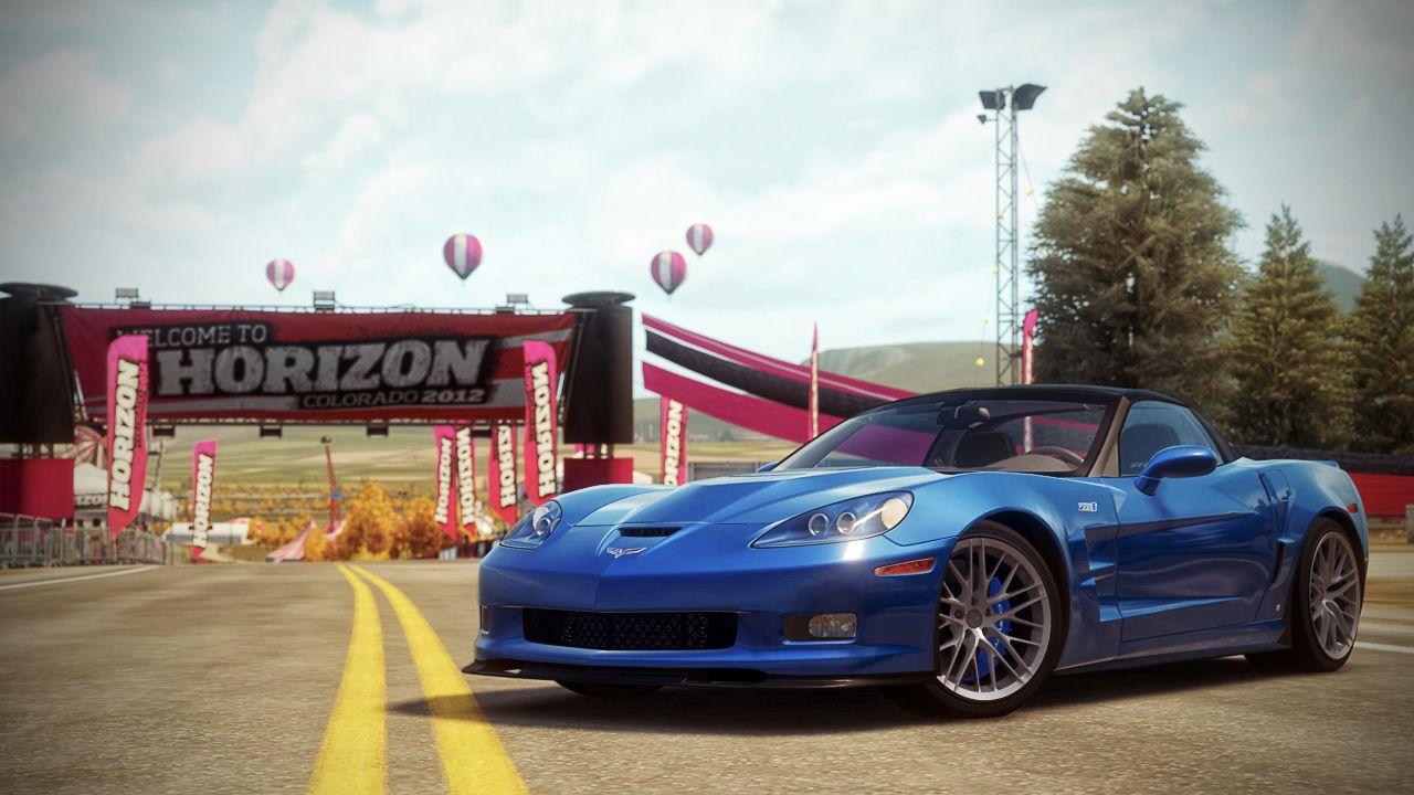 Forza Horizon: svižný výlet do Colorada 71305