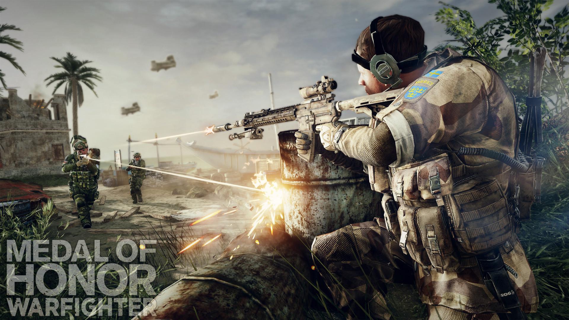 Medal of Honor: Warfighter – předčasný válečný důchod 71358