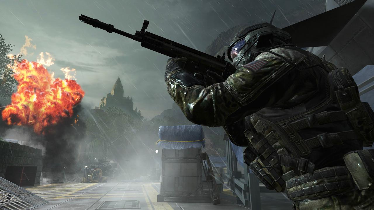Jak se měnila herní série Call of Duty 71385