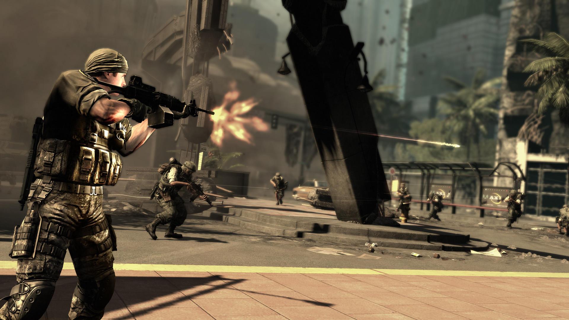 MP beta SOCOM 4 ke Killzone 3 zdarma 7156