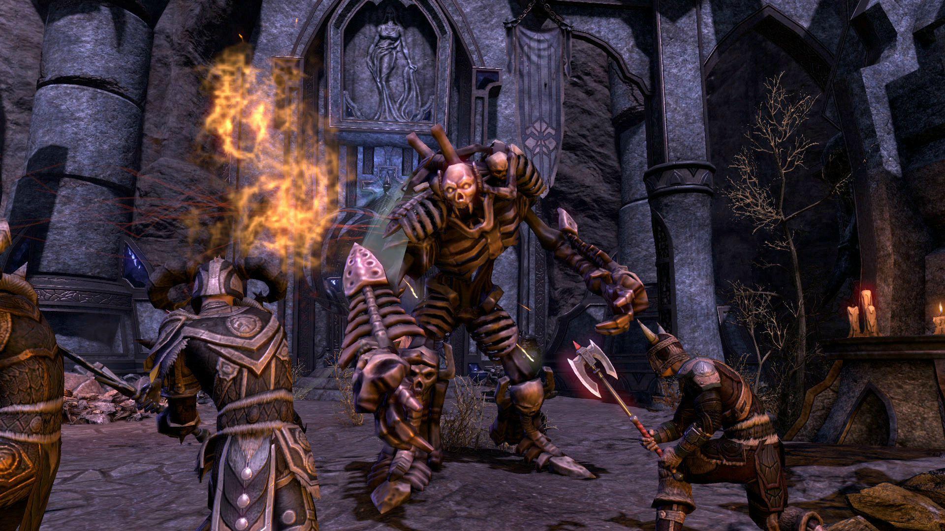 The Elder Scrolls Online – takhle to celé začalo 71703