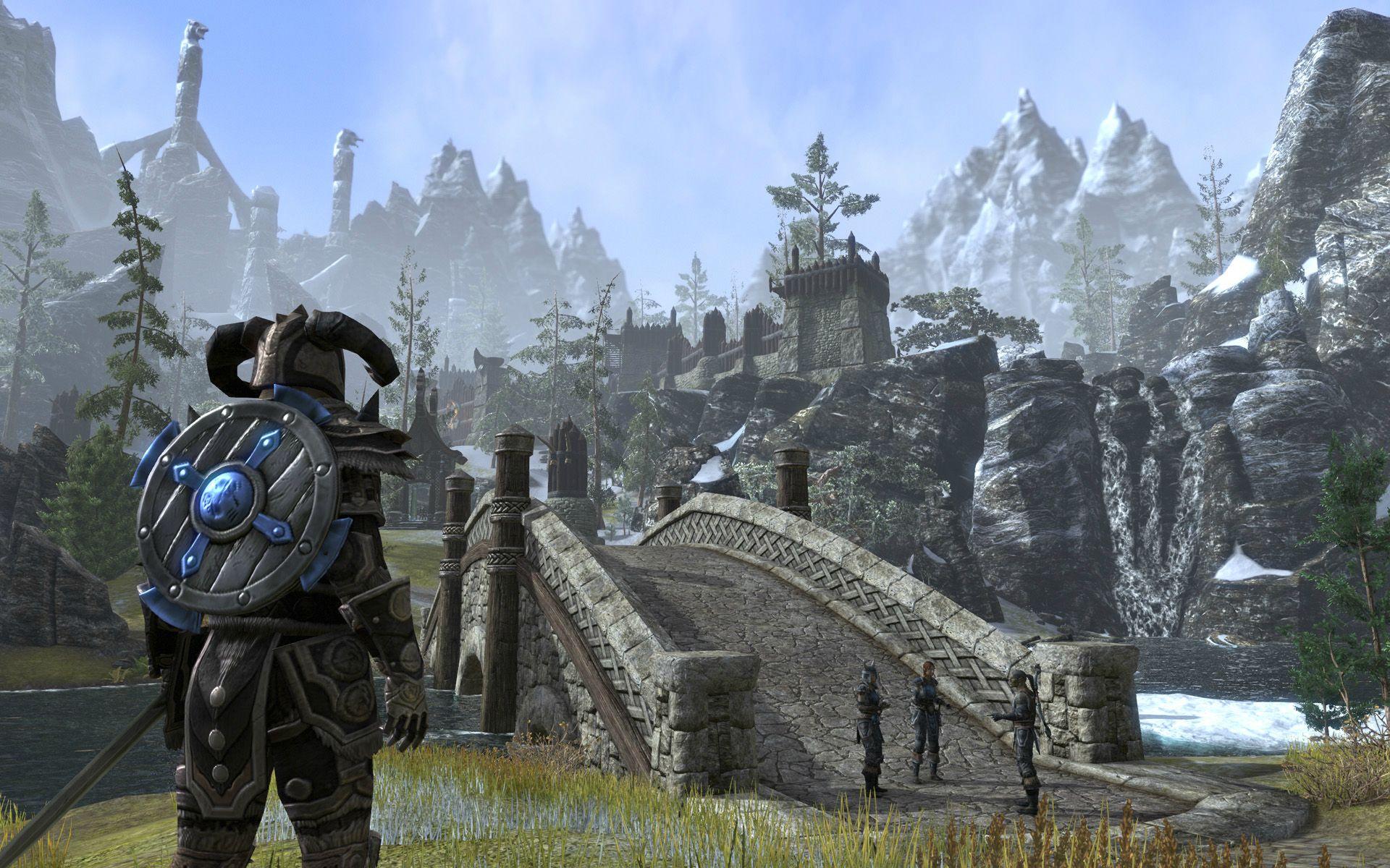 Dárky za předobjednávku The Elder Scrolls Online 71713