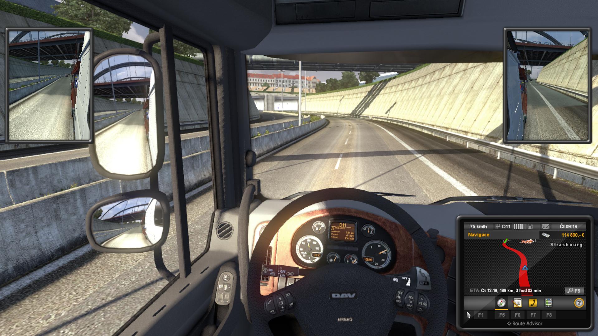Euro Truck Simulator 2 – řidičem kamiónu z pohodlí domova 71794