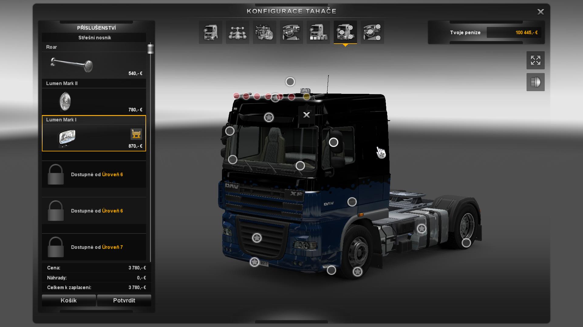 Euro Truck Simulator 2 – řidičem kamiónu z pohodlí domova 71795