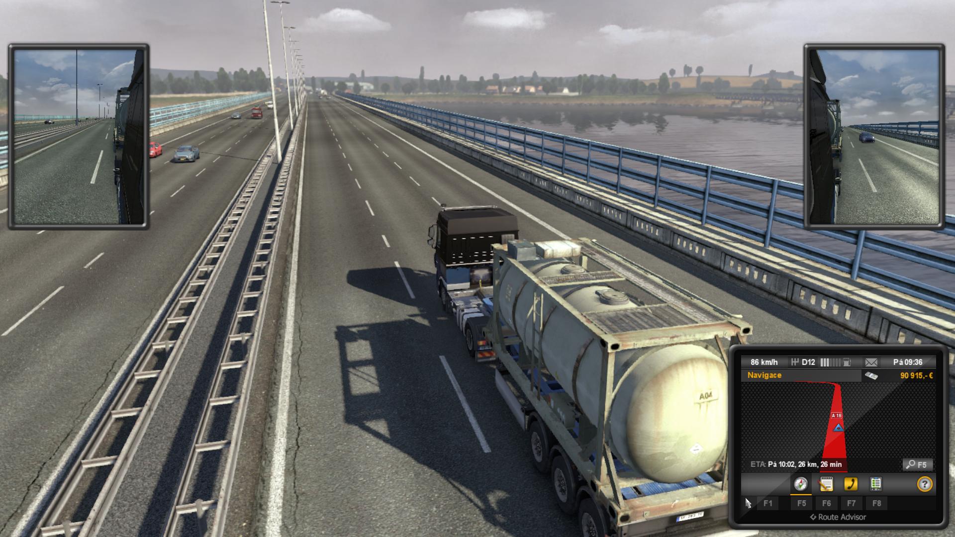 Euro Truck Simulator 2 – řidičem kamiónu z pohodlí domova 71796