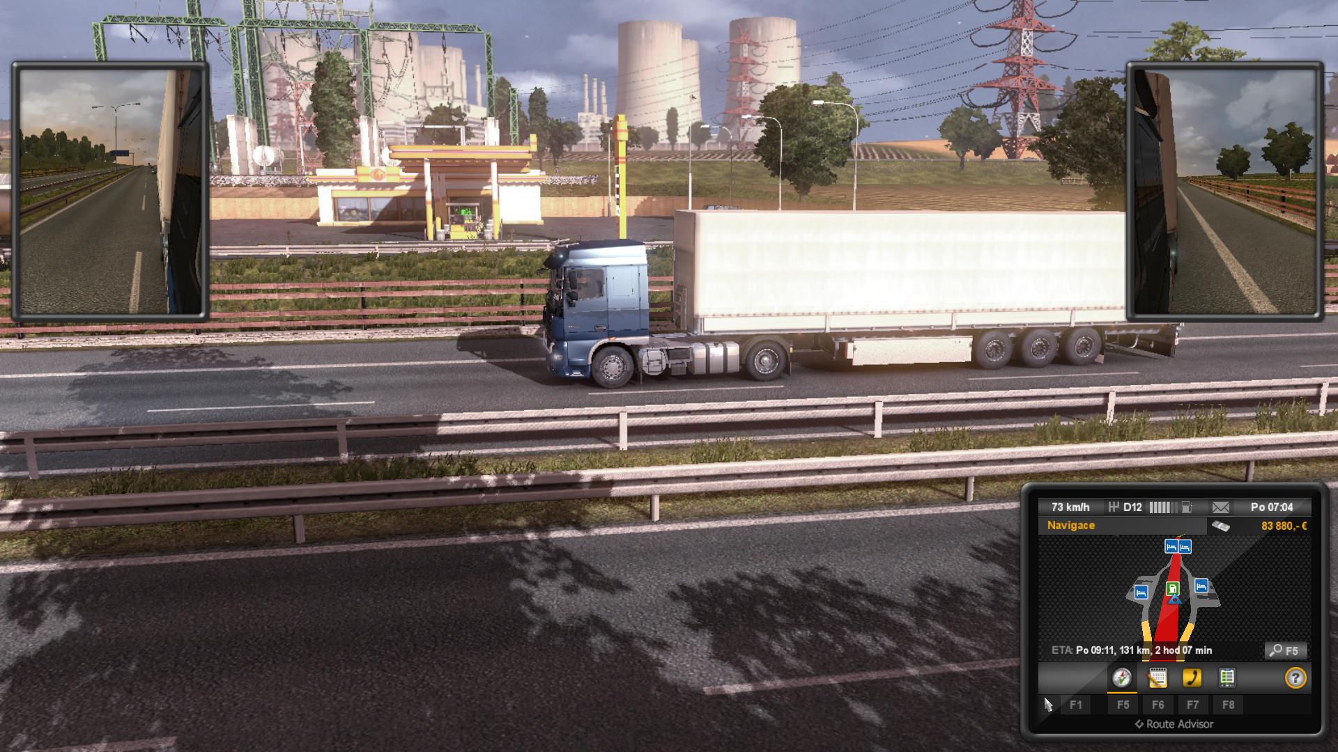 Euro Truck Simulator 2 – řidičem kamiónu z pohodlí domova 71801