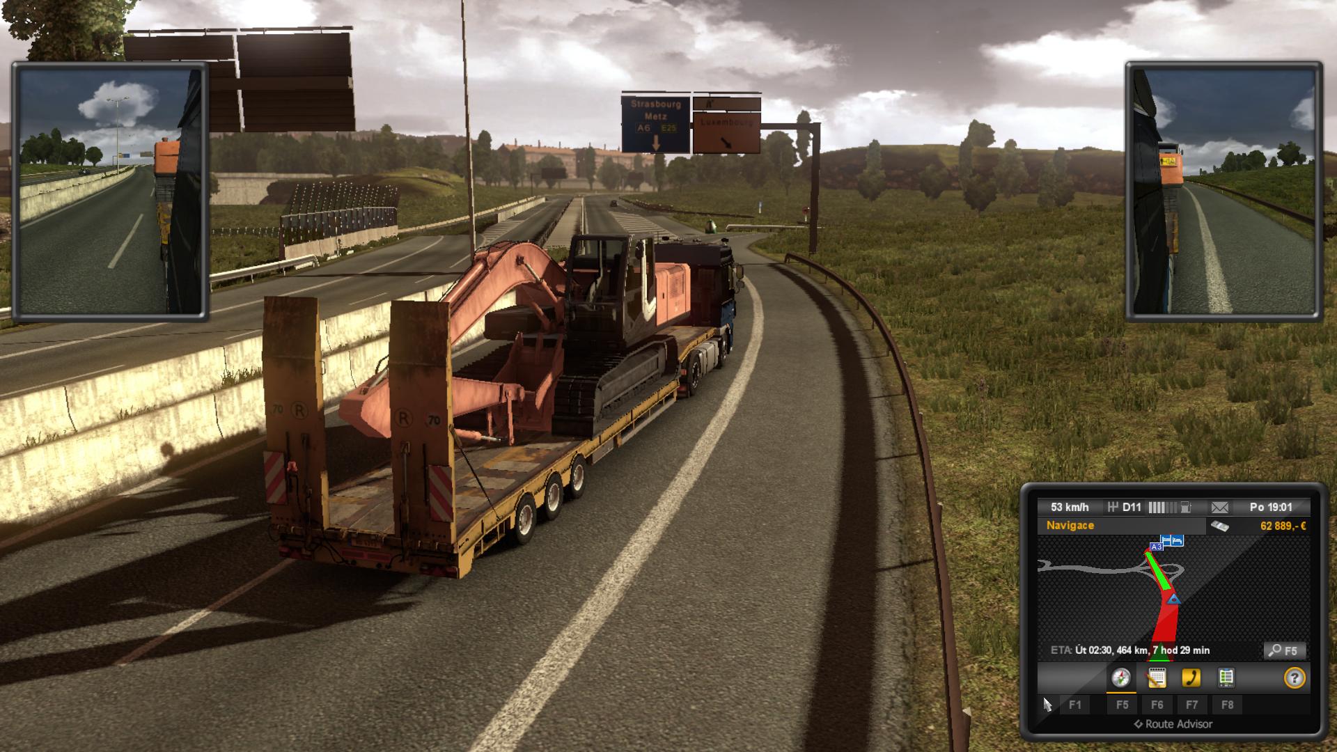 Euro Truck Simulator 2 – řidičem kamiónu z pohodlí domova 71805