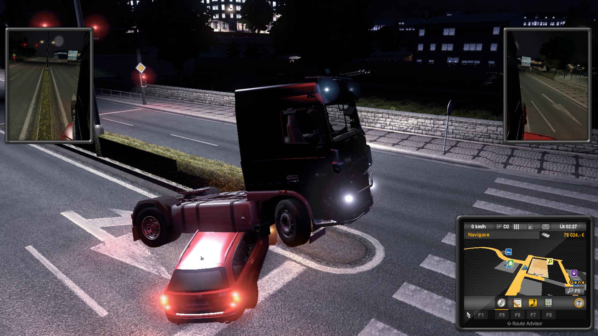 Euro Truck Simulator 2 – řidičem kamiónu z pohodlí domova 71807
