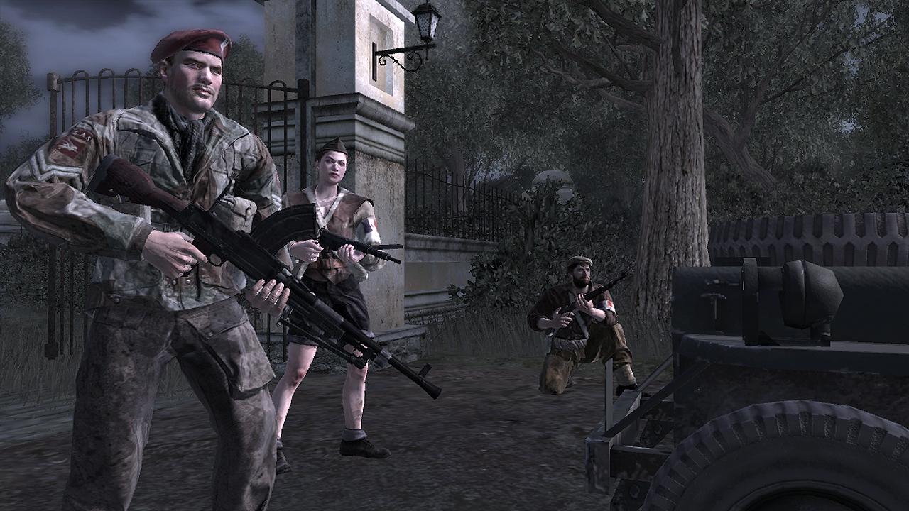 Jak se měnila herní série Call of Duty 72212