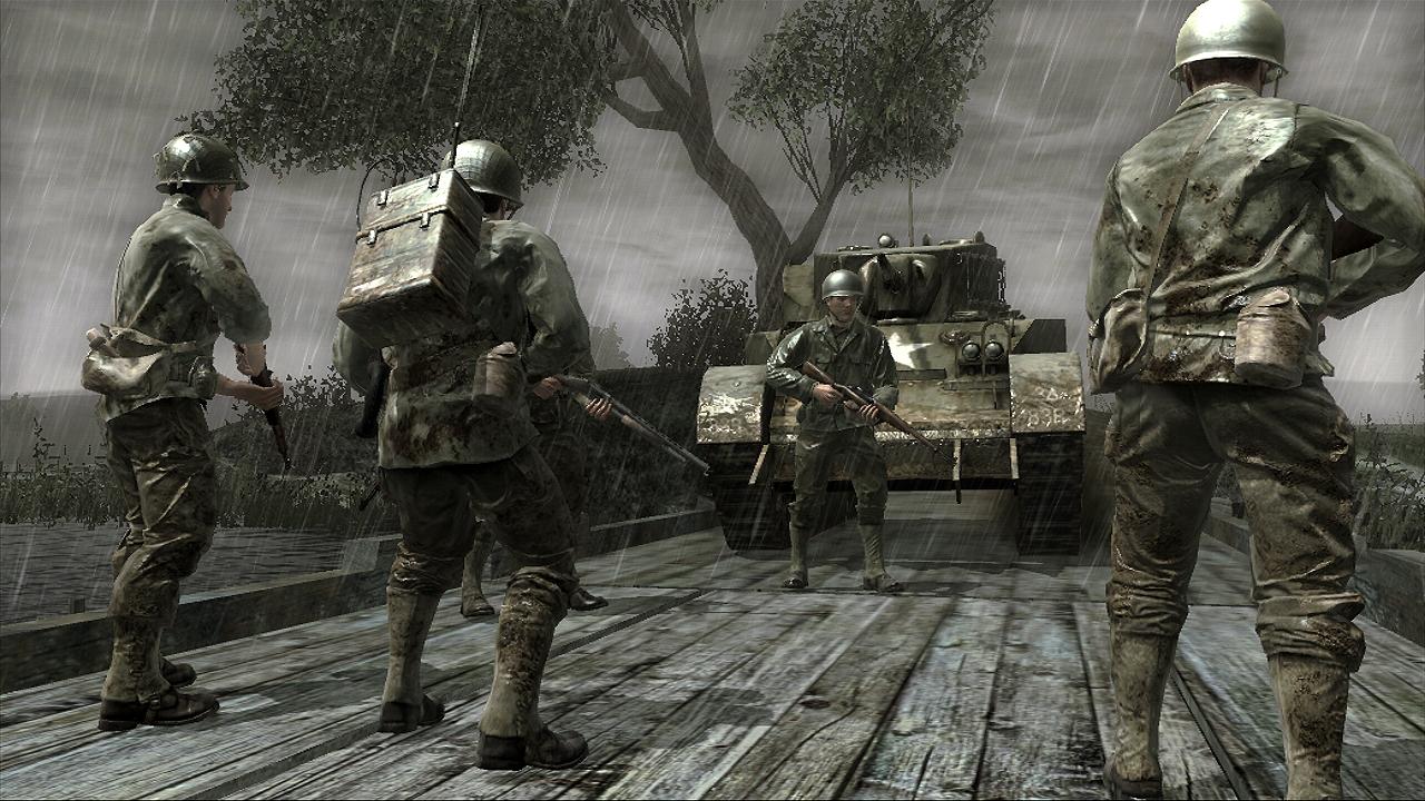 Jak se měnila herní série Call of Duty 72213