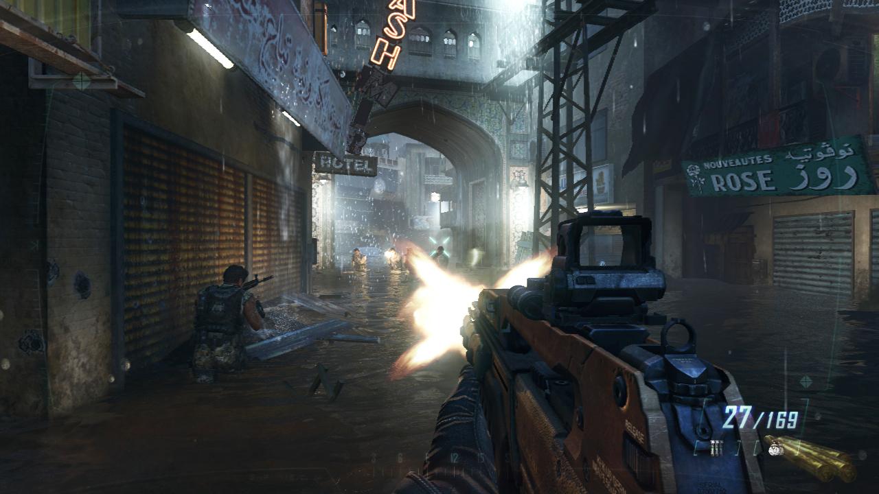 Call of Duty: Black Ops 2 – ozvěny minulosti 72256