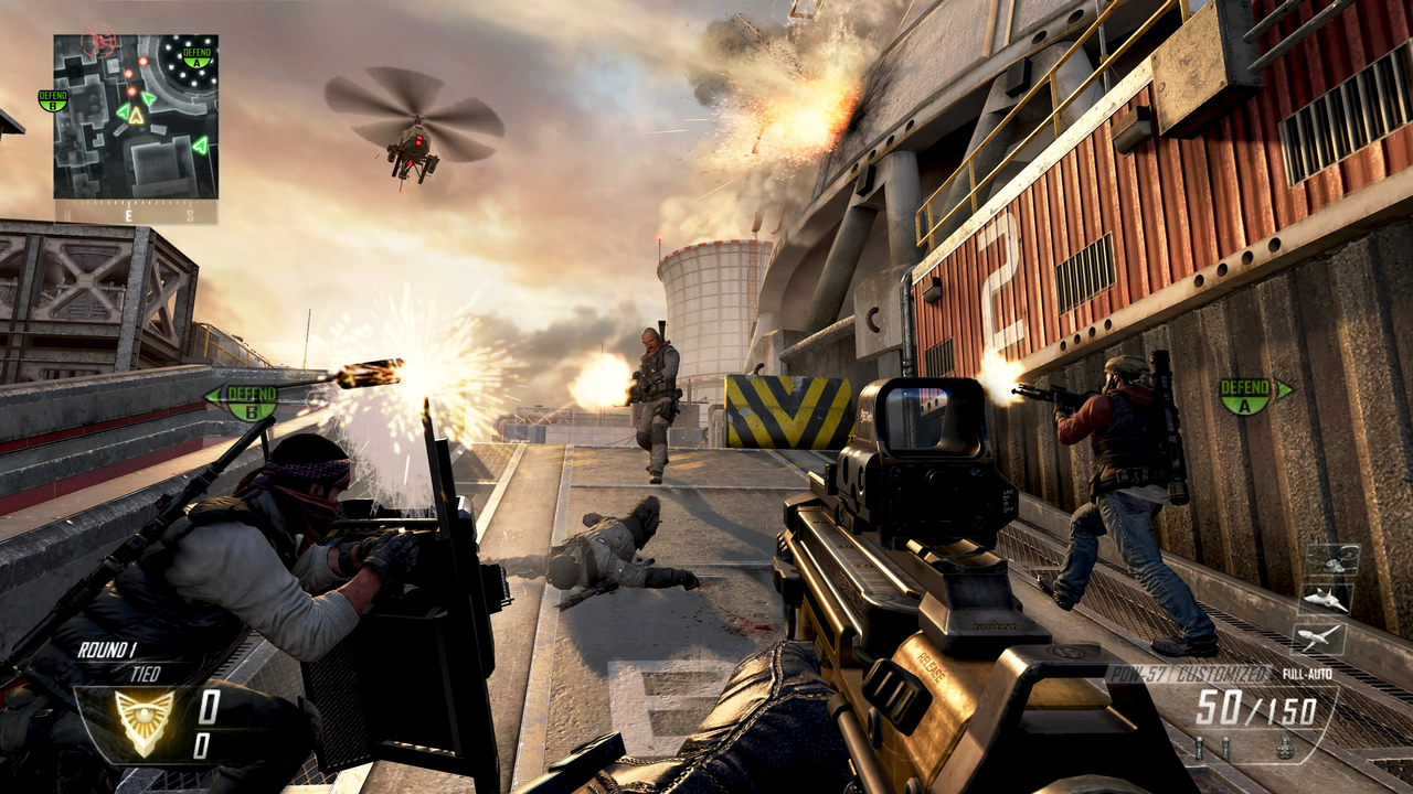 Call of Duty: Black Ops 2 – ozvěny minulosti 72267