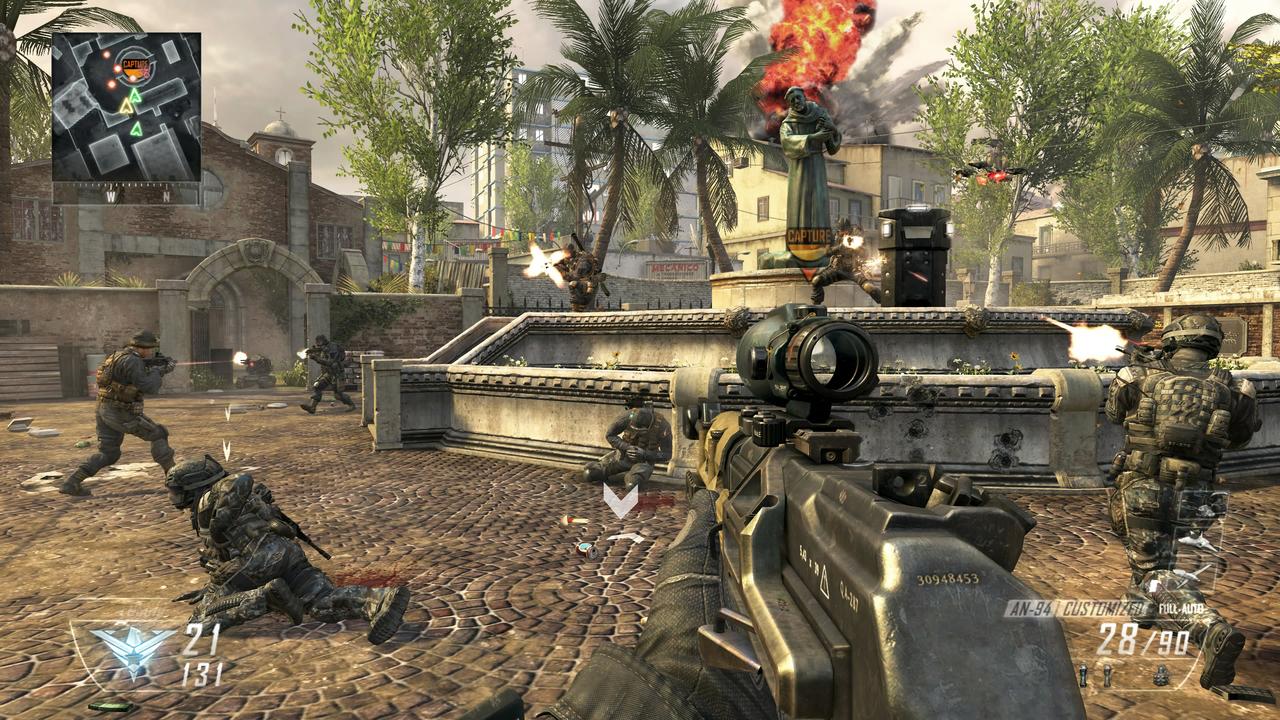 Call of Duty: Black Ops 2 – ozvěny minulosti 72270