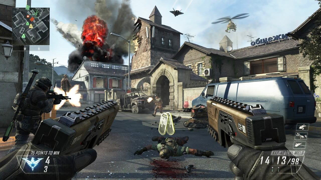 Call of Duty: Black Ops 2 – ozvěny minulosti 72272