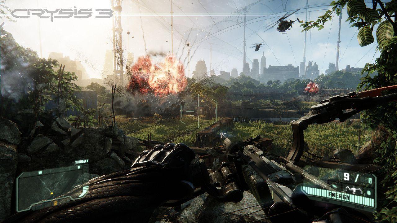 Dojmy z multiplayerové bety Crysis 3 72324