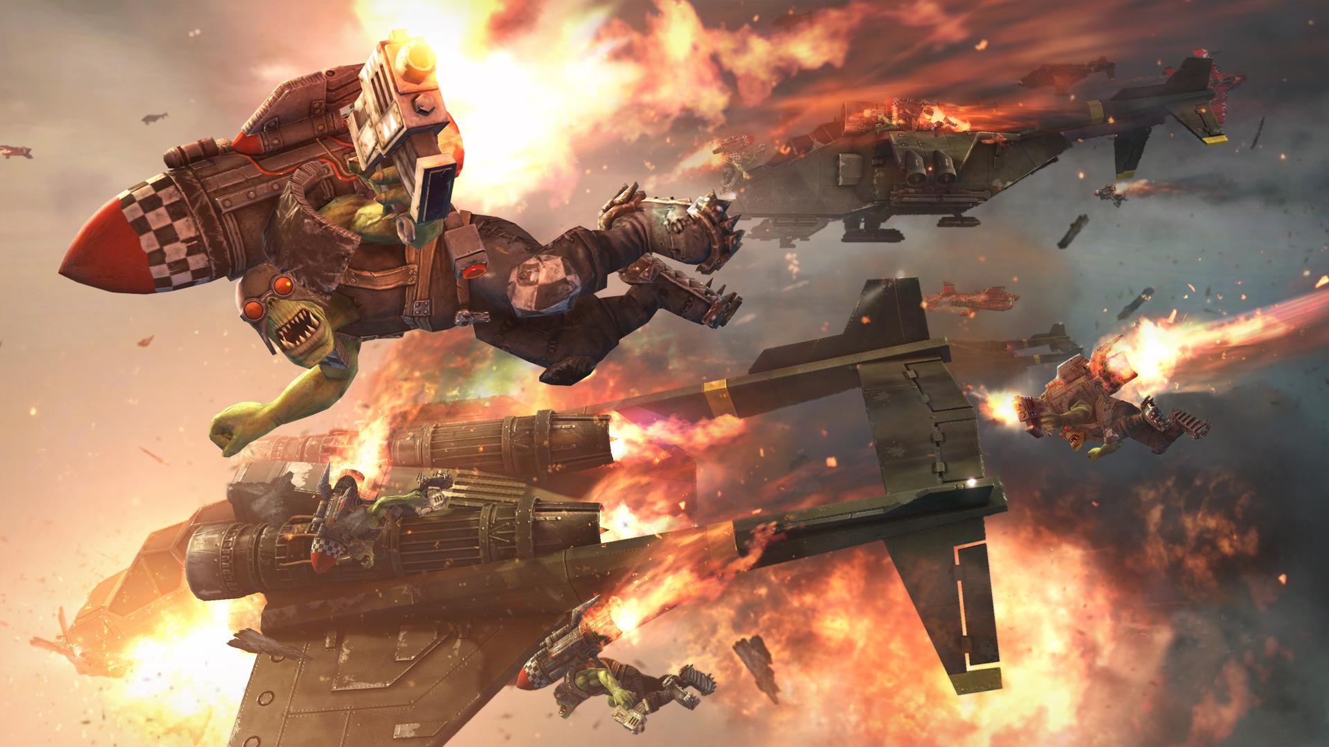 Warhammer 40k: Space Marine i pro PC 7258