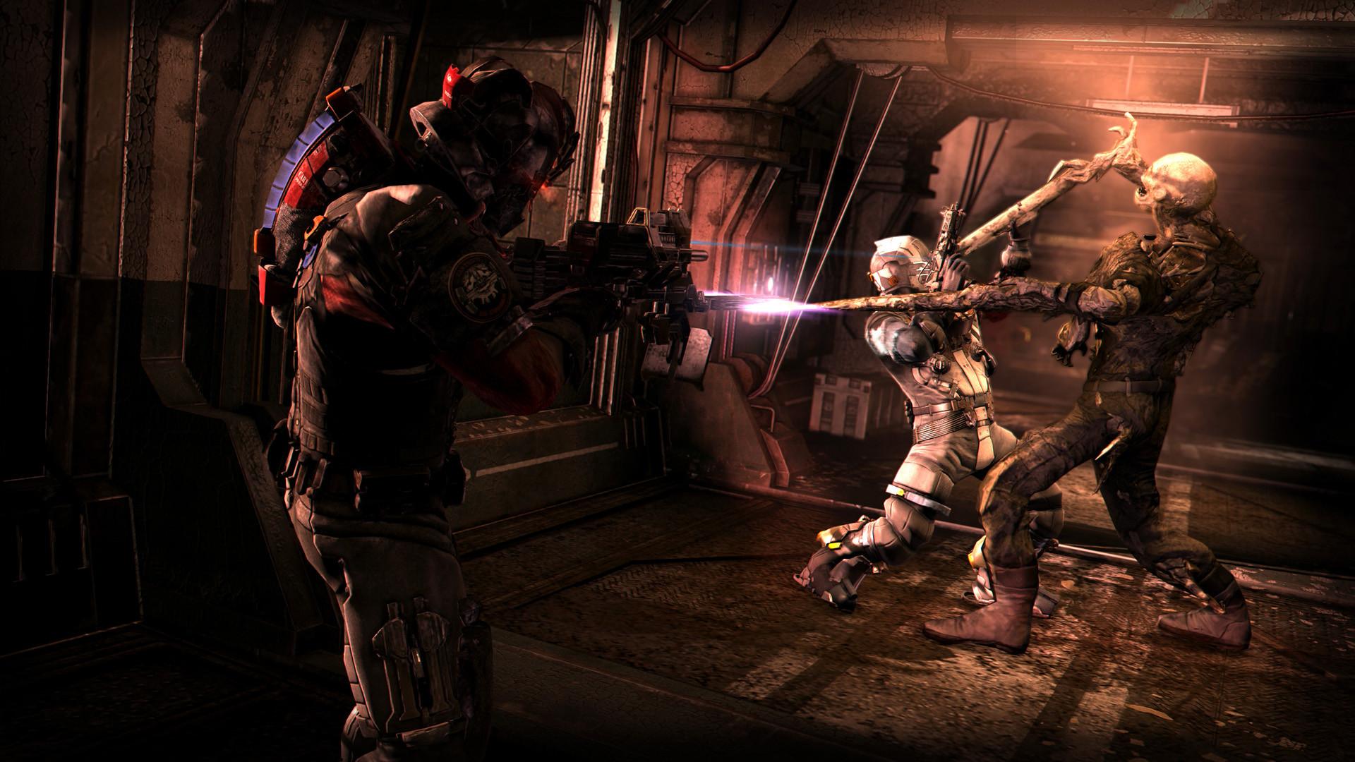 Dead Space 3 – na konci světa 72688