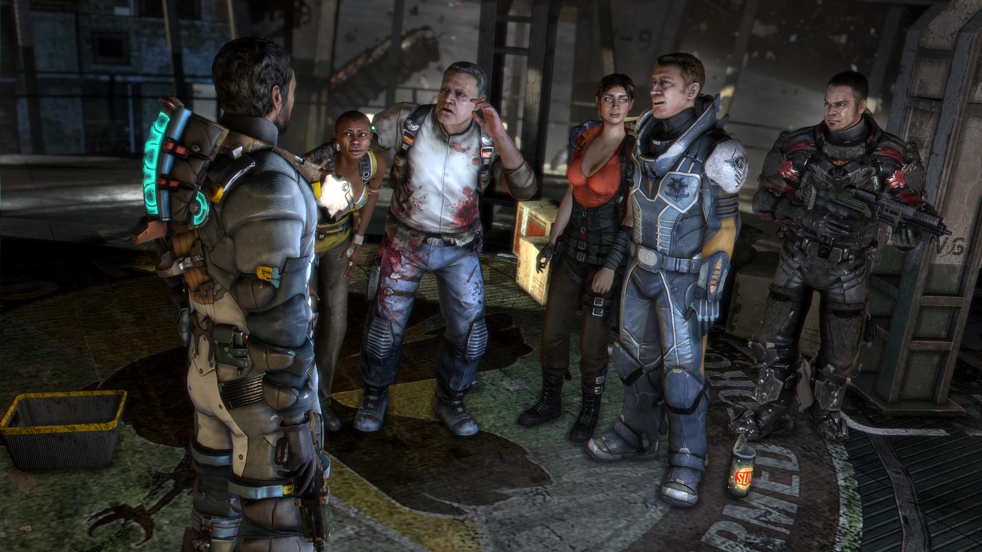 Dead Space 3 – na konci světa 72689