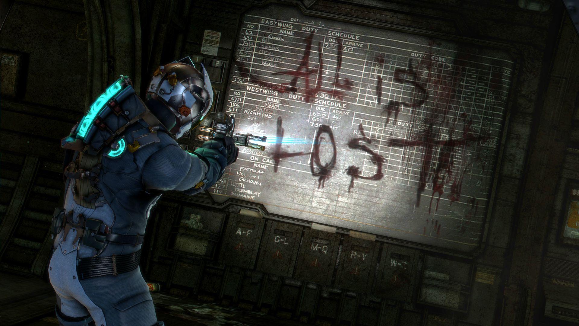 Dead Space 3 – na konci světa 72693