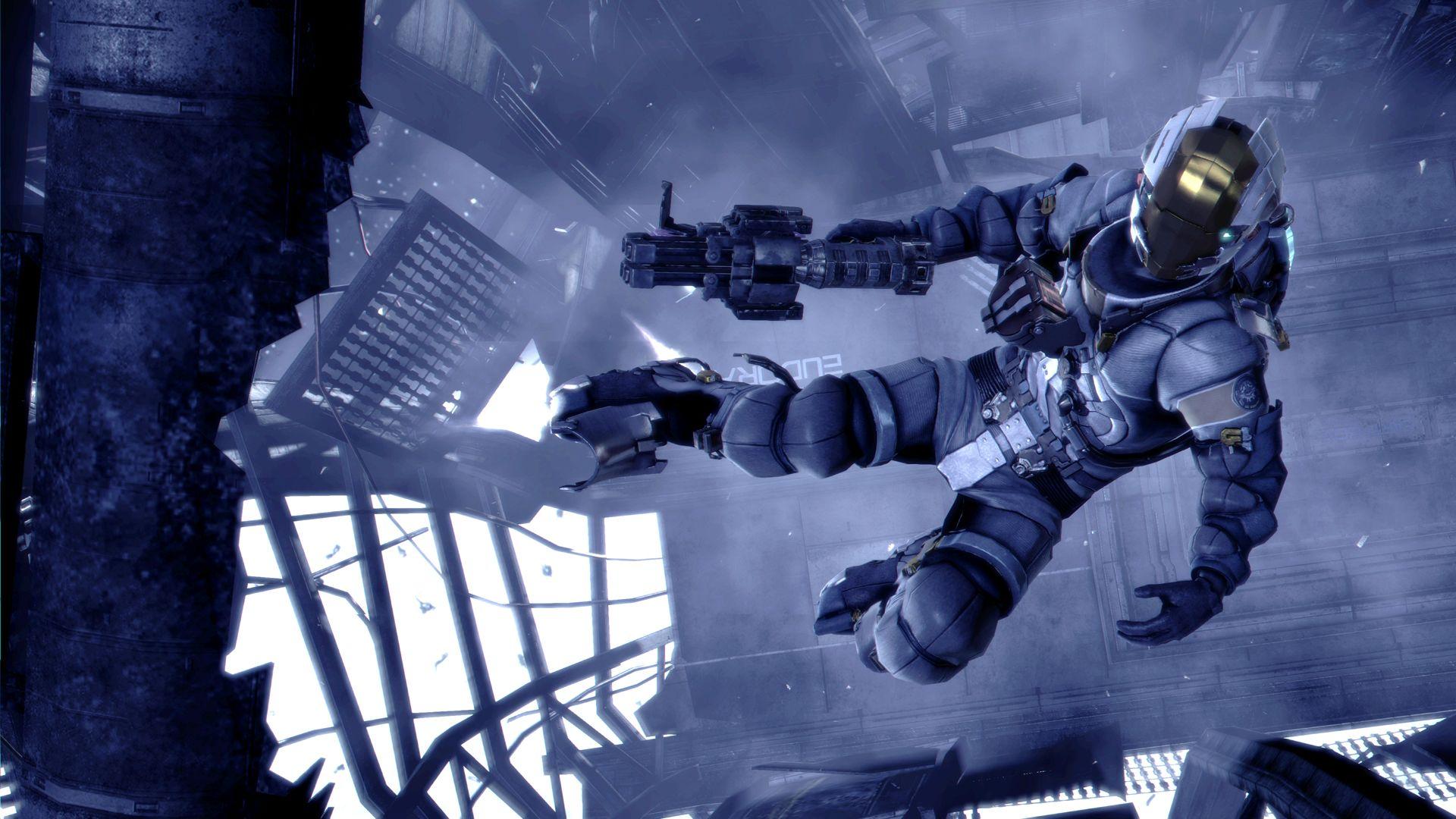 Dead Space 3 – na konci světa 72695
