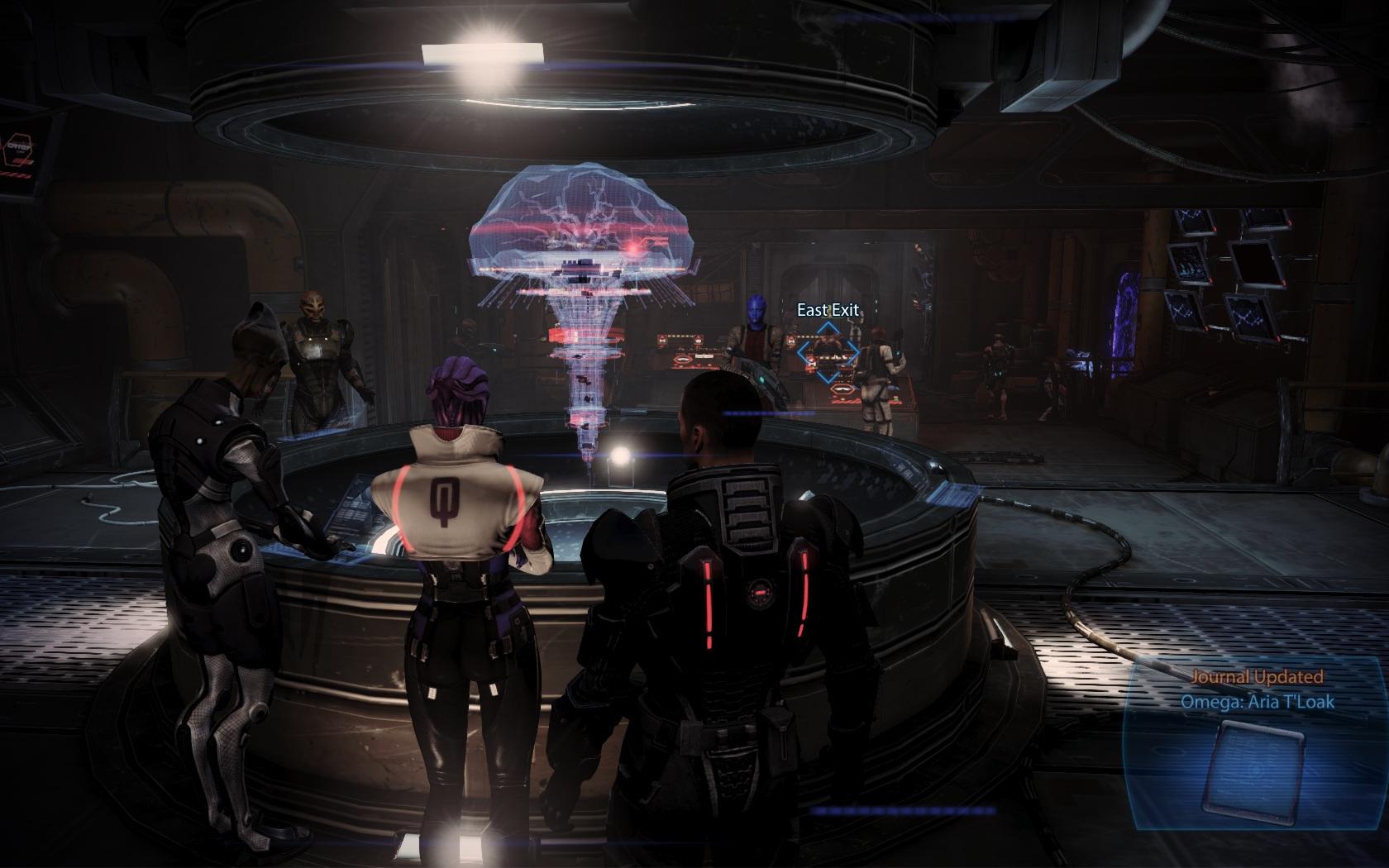 Mass Effect 3: Omega - Temná strana galaxie 72698