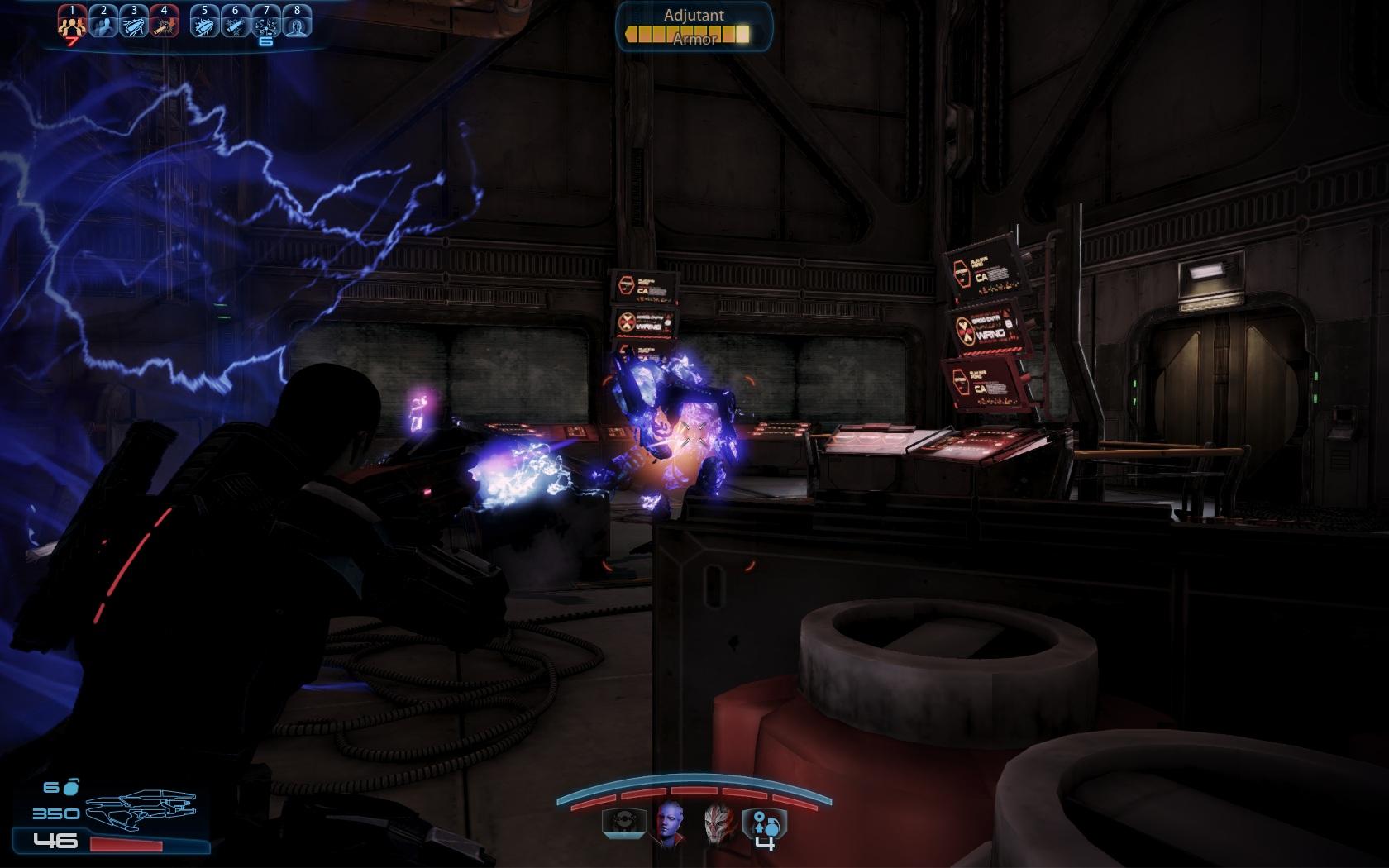 Mass Effect 3: Omega - Temná strana galaxie 72699
