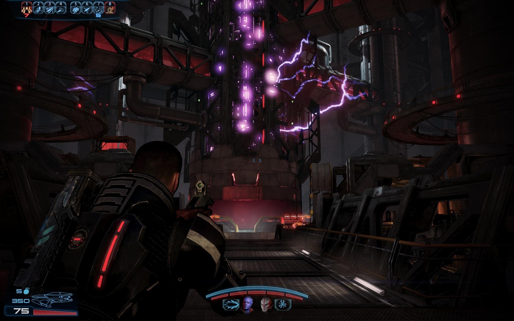 Mass Effect 3: Omega - Temná strana galaxie 72700