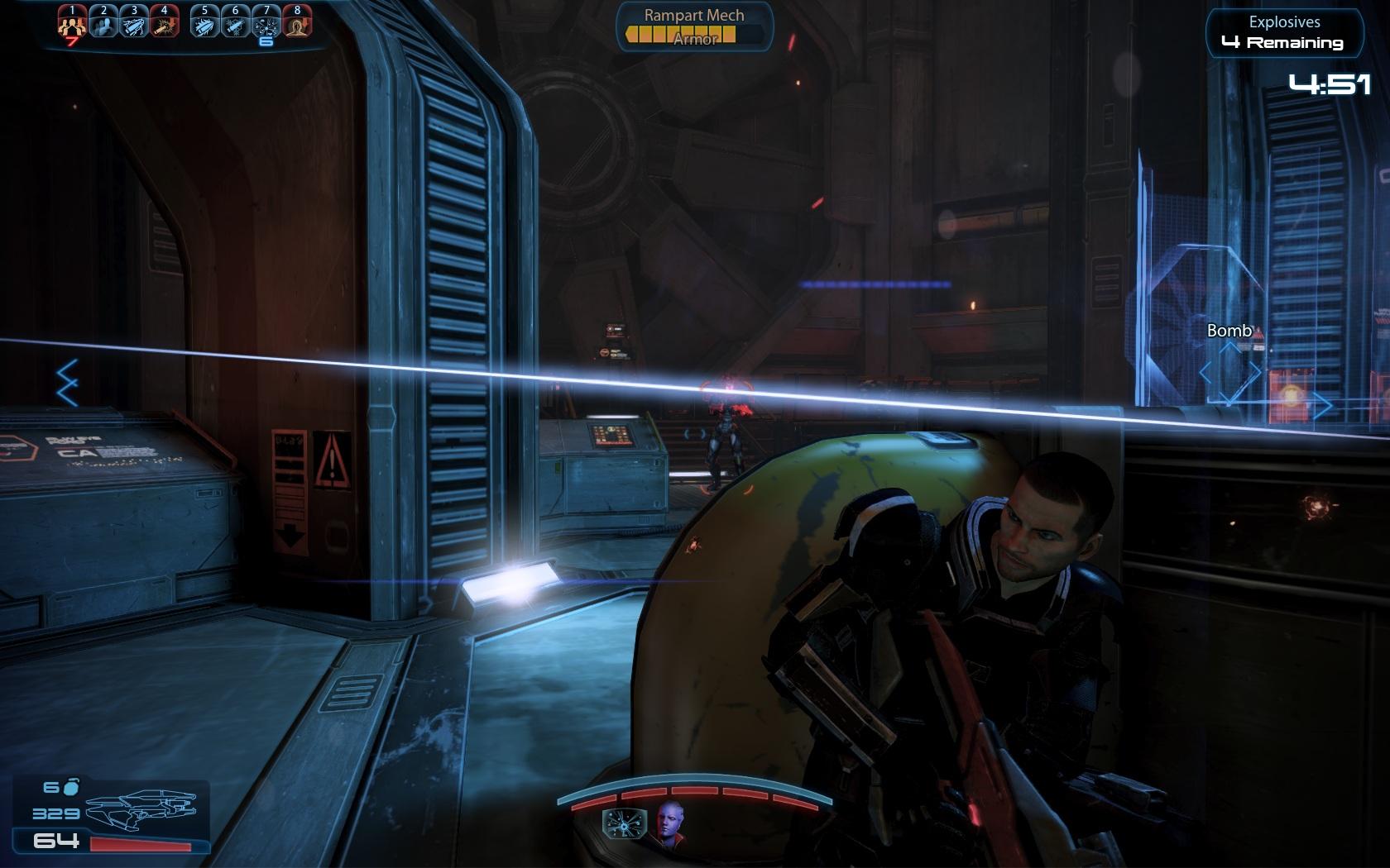 Mass Effect 3: Omega - Temná strana galaxie 72701