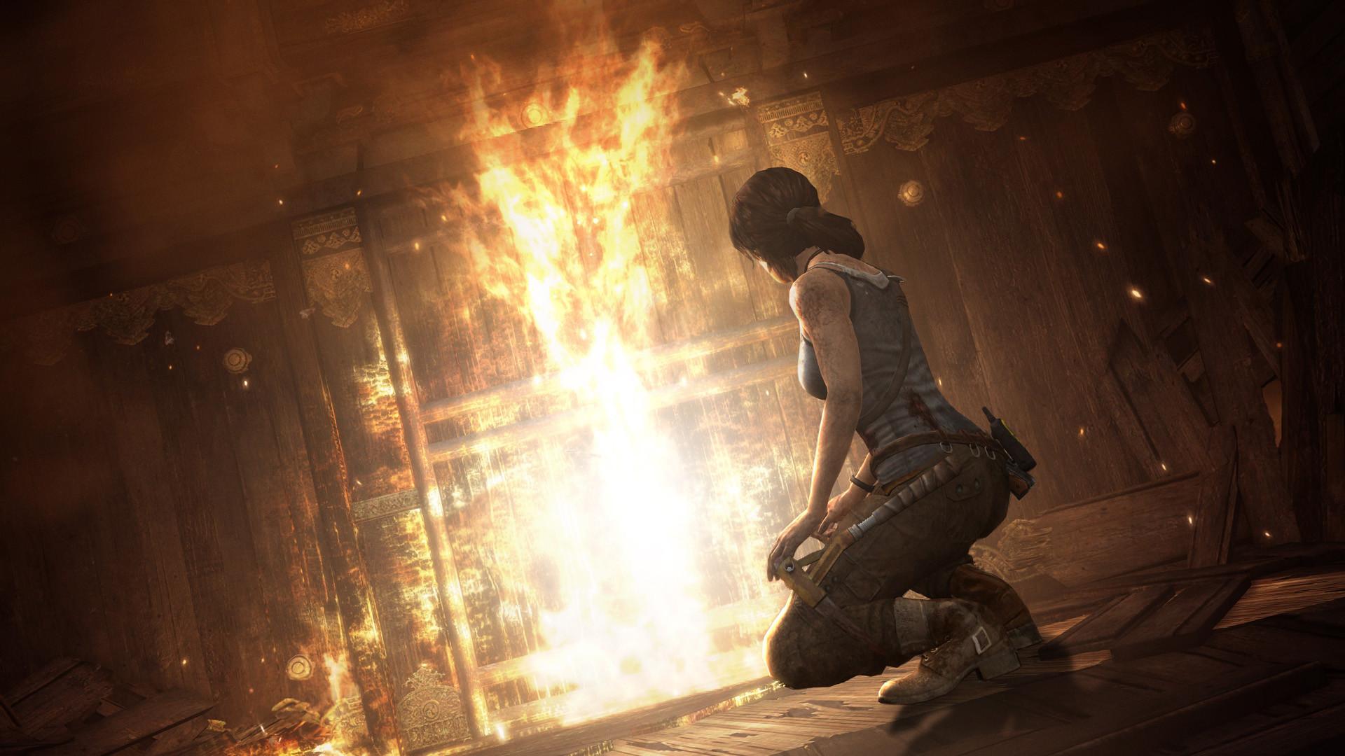 Tomb Raider - těžké začátky 72727