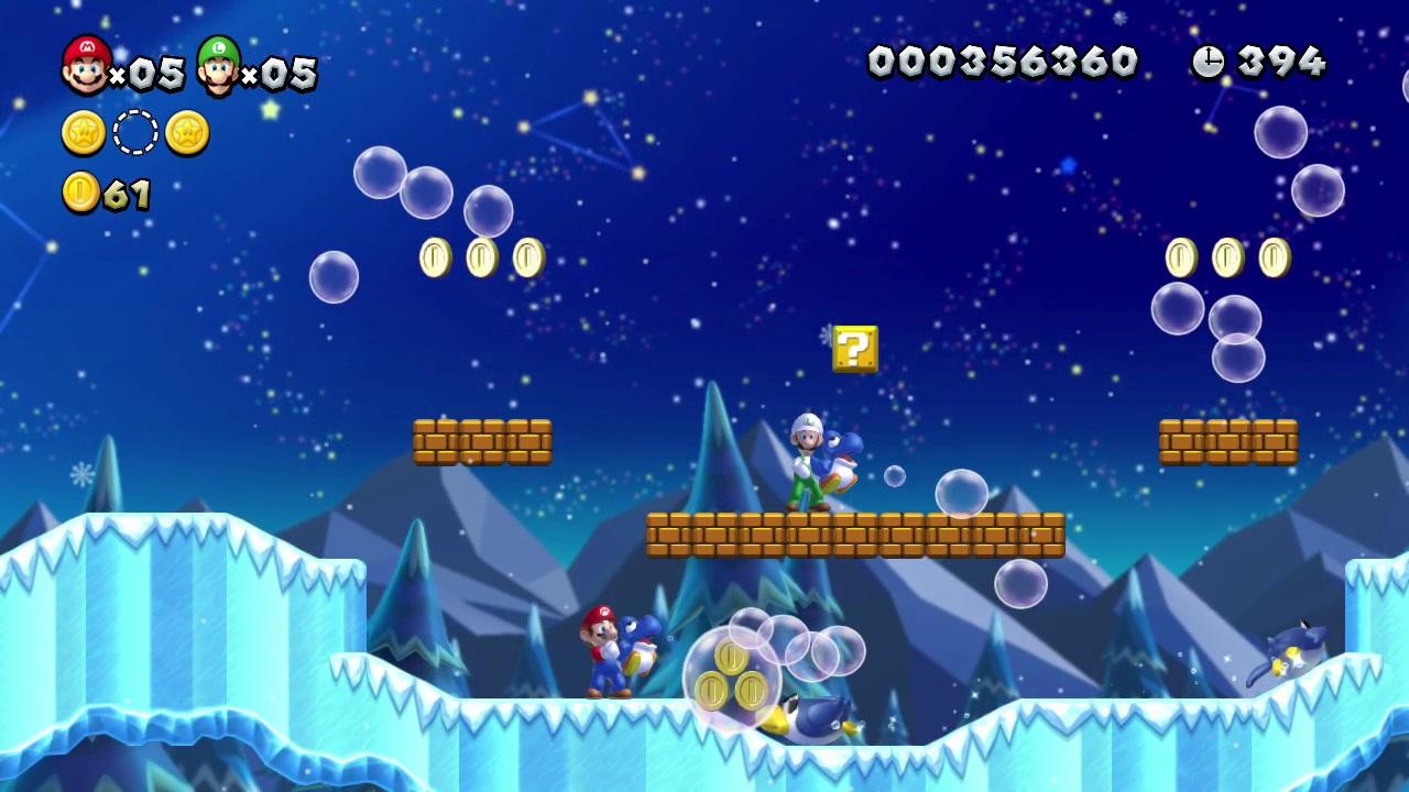 New Super Mario Bros. U – i po letech stále dobré 72895