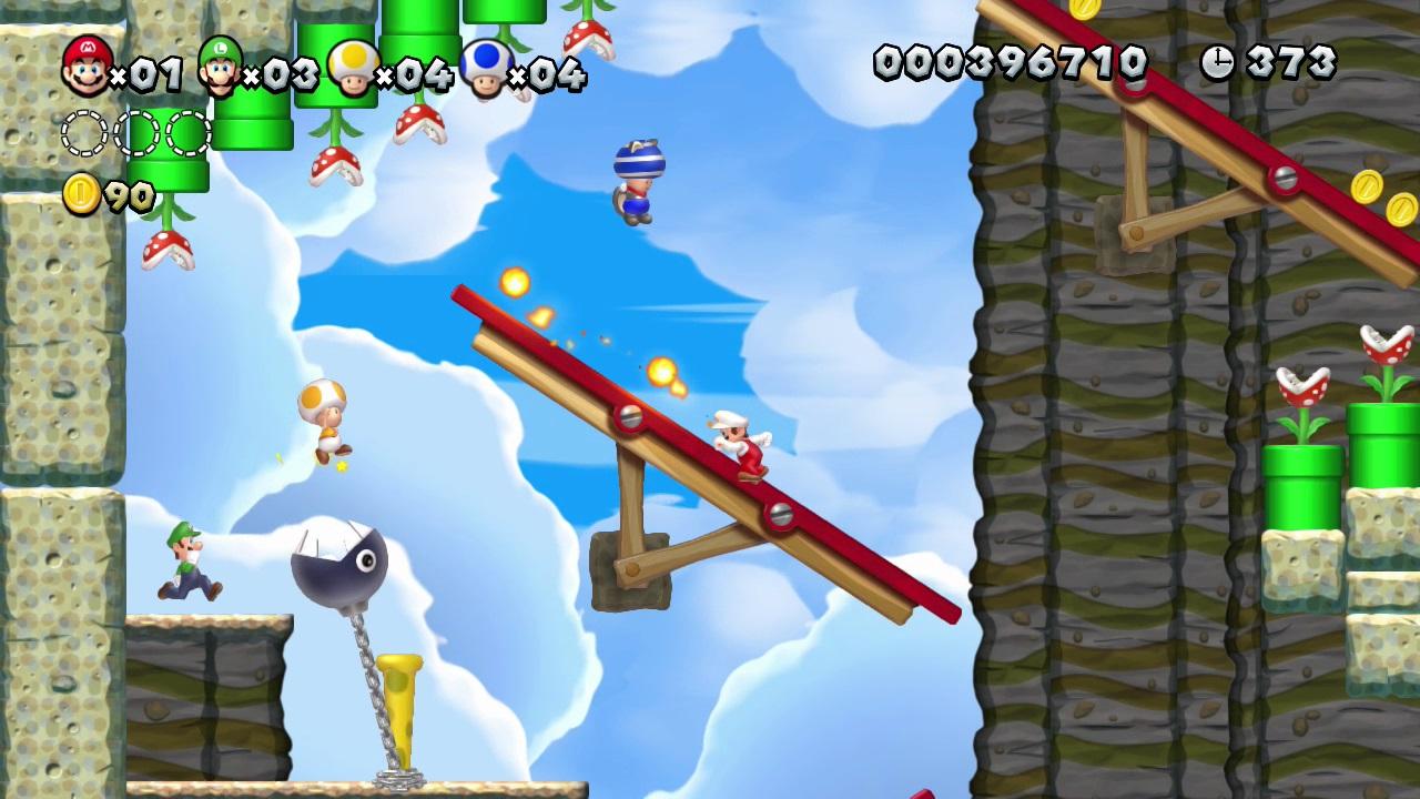 New Super Mario Bros. U – i po letech stále dobré 72897