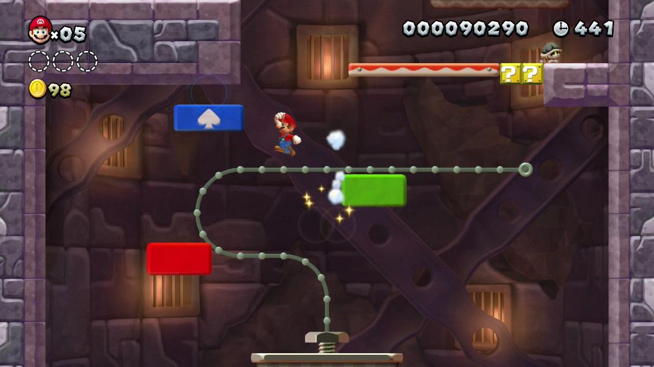 New Super Mario Bros. U – i po letech stále dobré 72898