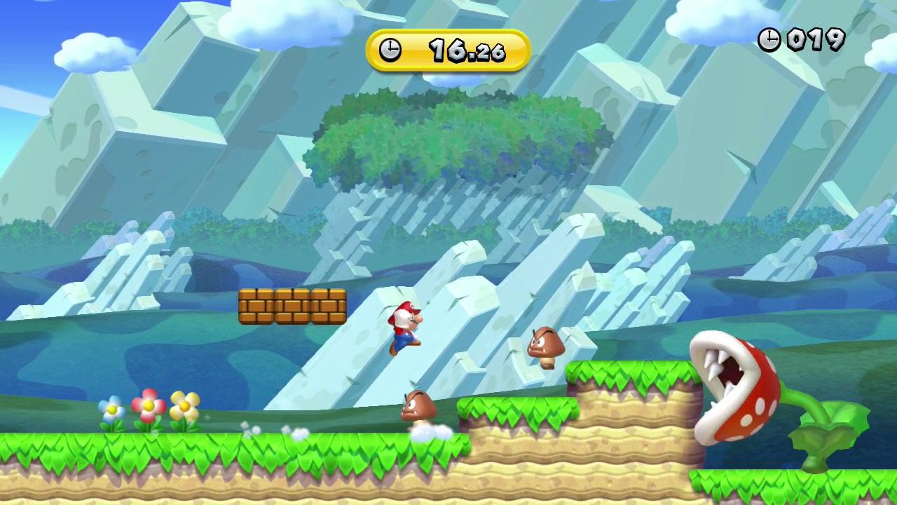 New Super Mario Bros. U – i po letech stále dobré 72900