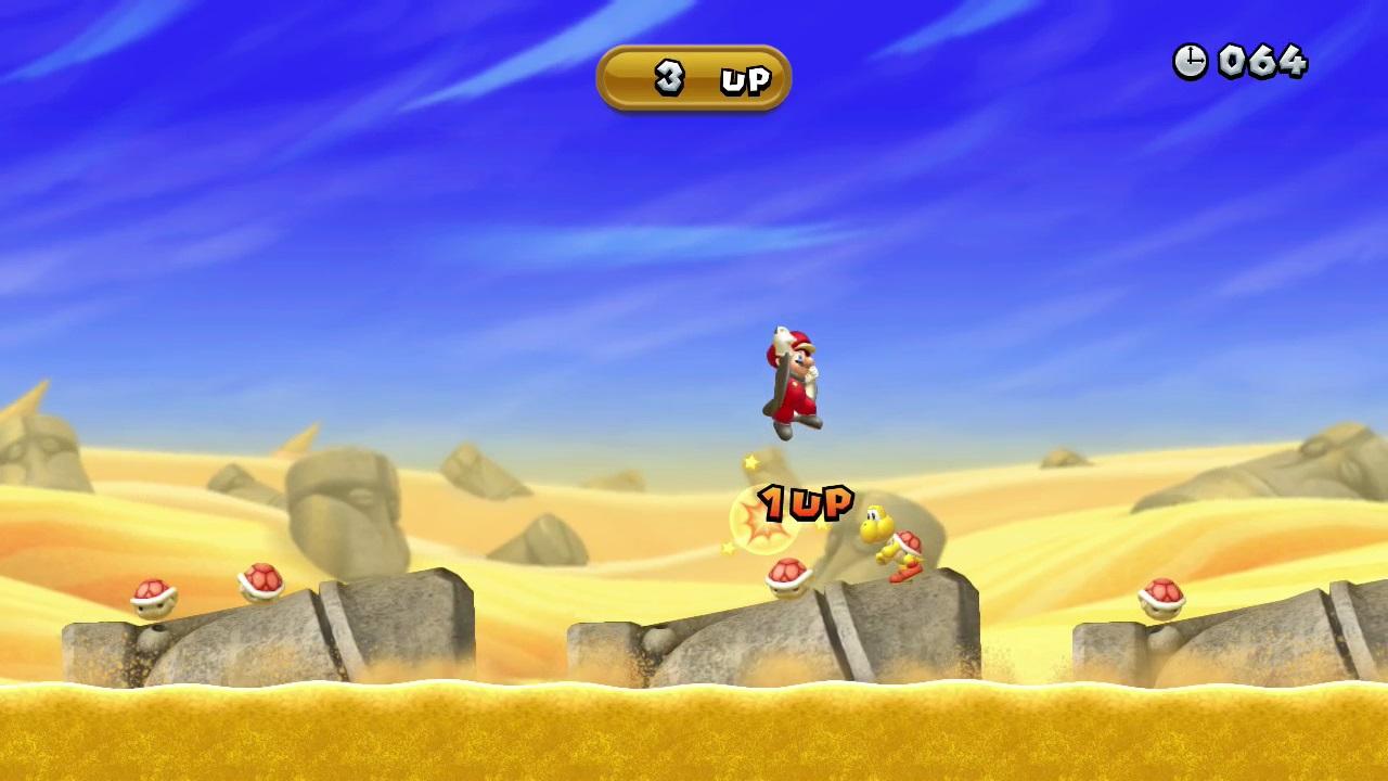New Super Mario Bros. U – i po letech stále dobré 72901