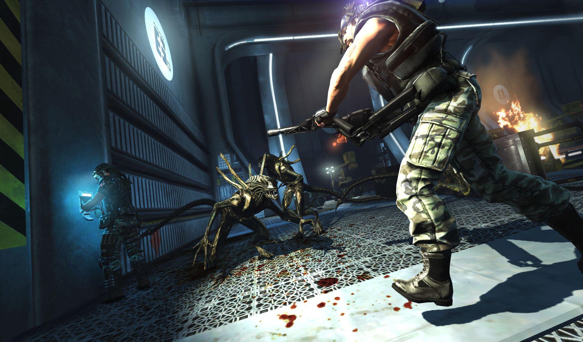 Aliens: Colonial Marines – Facehuggera na vás, pánové 73103
