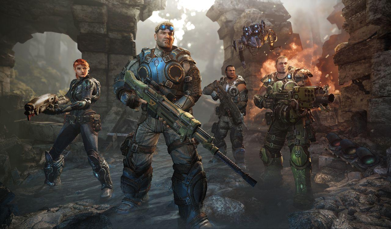 Gears of War: Judgment – starý recept s novou příchutí 73112
