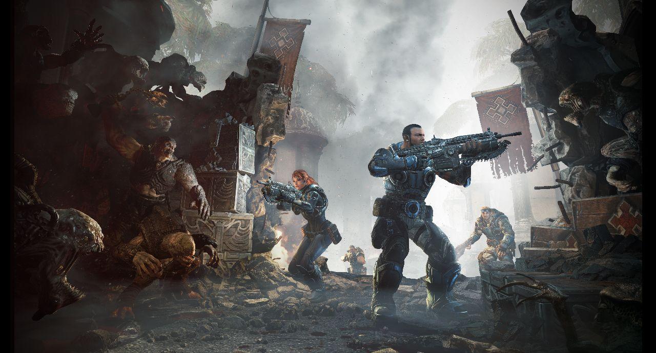 Gears of War: Judgment – starý recept s novou příchutí 73113