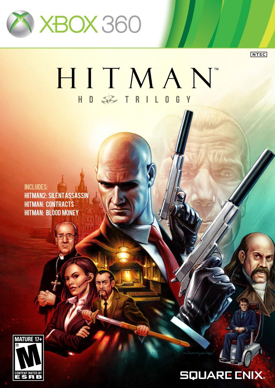 Ohlédnutí za sérií Hitman 73141