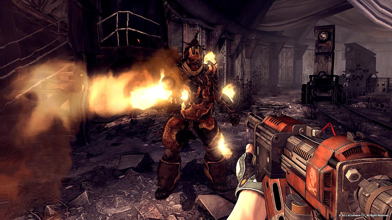 O budoucnosti značek Quake a Rage od id Software 73226