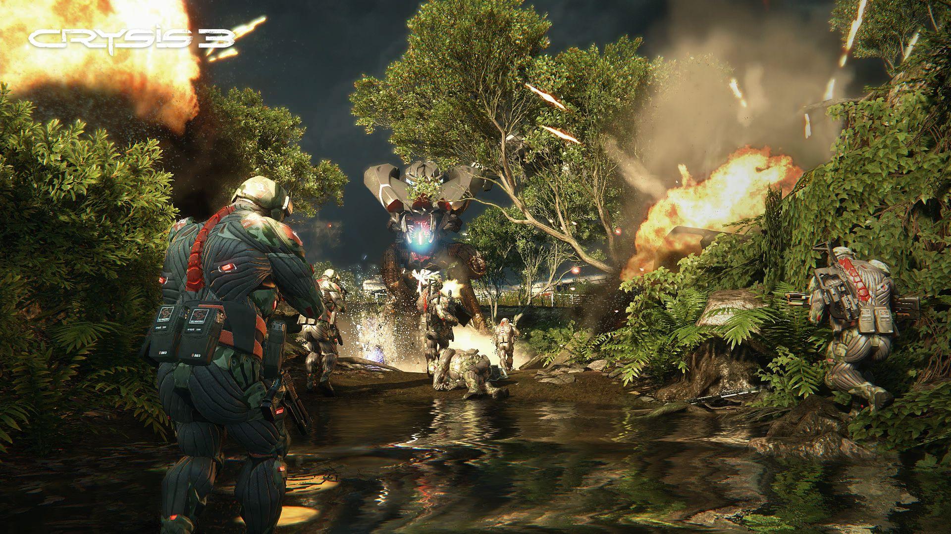 Dojmy z multiplayerové bety Crysis 3 74366